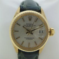 6517 Good Yellow gold 26mm Automatic
