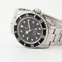 Rolex Sea-Dweller 4000 Steel 40mm Black No numerals United States of America, New Jersey, Oradell
