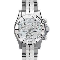 Michel Herbelin Steel Quartz 35mm new Newport Trophy