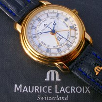 Maurice Lacroix Gold/Steel 38mm Automatic 27732 pre-owned
