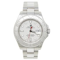 Rolex Yacht-Master 40 Steel 40mm Silver No numerals United States of America, California, Los Angeles