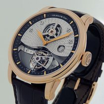 Arnold & Son TE8 Rose gold 44mm Transparent United States of America, California, Los Angeles
