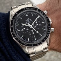 Omega Speedmaster Professional Moonwatch Steel 42mm Black No numerals United States of America, Wisconsin, La Crosse