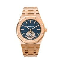 Audemars Piguet 26510OR.OO.1220OR.01 Rose gold Royal Oak Tourbillon 41mm pre-owned