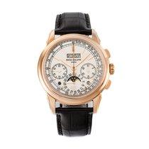 Patek Philippe 5270R-001 Or rose Perpetual Calendar Chronograph 41mm occasion