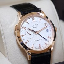 Zenith Elite Dual Time Oro rosa 39mm