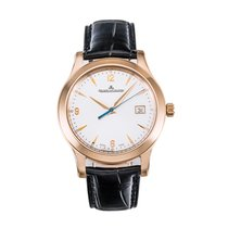 Jaeger-LeCoultre Rose gold Automatic Q1392420 pre-owned