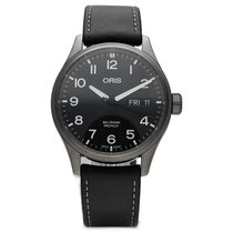 Oris Steel 45mm Automatic Oris 01 752 7698 4264 new