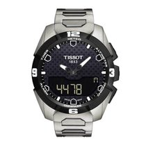 Tissot T-Touch Expert Solar T0914204405100 Nuevo Titanio 45mmmm Cuarzo