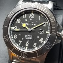 Glycine Steel 48mm Automatic GL0095 new United States of America, California, Los Angeles
