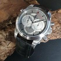 Omega De Ville Co-Axial Steel 41mm Grey