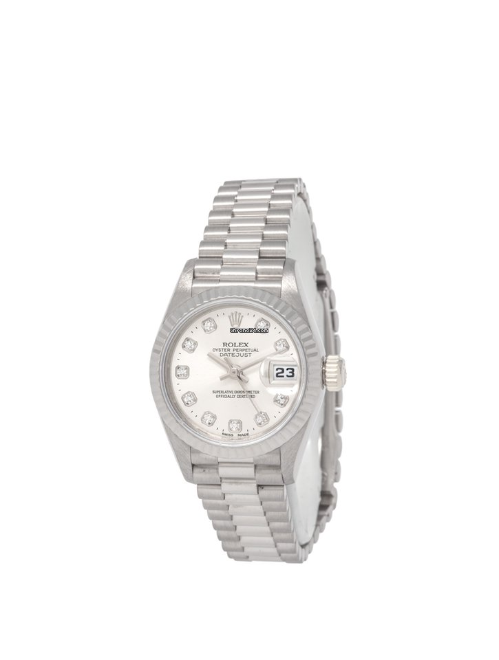 Rolex Lady-Datejust 69179 1996 pre-owned
