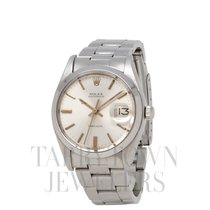 Rolex Oyster Precision Steel 34mm Silver United States of America, New York, Hartsdale