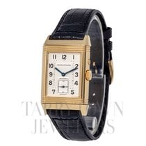 Jaeger-LeCoultre Reverso Duoface Yellow gold 26mm Silver Arabic numerals United States of America, New York, Hartsdale