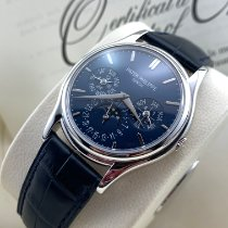 Patek Philippe Perpetual Calendar Platinum Blue United Kingdom, London