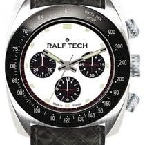 Ralf Tech Stahl 43.9mm Automatik WRV 3001 n044/100 neu