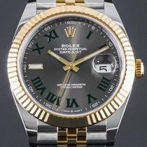 Rolex 126333 Gold/Stahl 2020 Datejust 41mm neu Deutschland, Essen