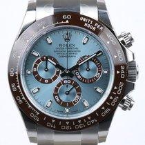 Rolex Daytona Platin 40mm Blau Keine Ziffern Deutschland, München