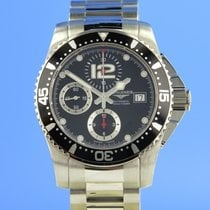 Longines L3.644.4 Steel HydroConquest 41mm pre-owned