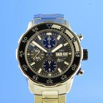 IWC Aquatimer Chronograph Acero 45.7mm