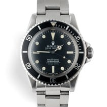 Rolex Submariner (No Date) Aço 40mm