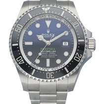 Rolex Sea-Dweller Deepsea Сталь 44mm
