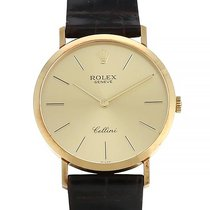 Rolex Cellini Or jaune 32mm Sans chiffres France, Paris