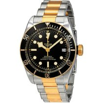 Tudor 79733N Steel 2010 Black Bay S&G 41mm new United States of America, New York, New York