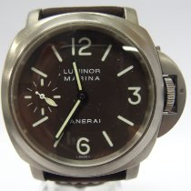 Panerai Luminor Marina PAM 00118 Very good Titanium 44mm Manual winding