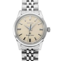 Seiko pre-owned Manual winding 37mm Sapphire crystal