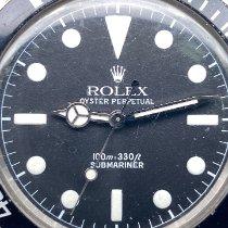 Rolex Submariner (No Date) Stahl 37mm Schwarz Keine Ziffern Deutschland, Koblenz