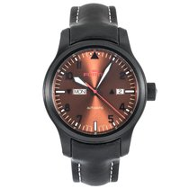 Fortis Steel 42mm Automatic 655.18.98.L.01 new United States of America, New Jersey, Cresskill
