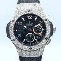 Hublot Big Bang 44 mm Steel 44mm Black Arabic numerals UAE, Sharjah