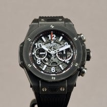 Hublot Big Bang Unico Ceramic 45mm Transparent Arabic numerals