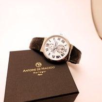 Ulysse Nardin Marine Chronometer 43mm Acier 43mm Blanc Romains France, Paris