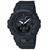 Casio G-Shock Plastic 48.6mm Black United States of America, New Jersey, Somerset
