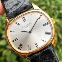 Patek Philippe Red gold Manual winding Grey pre-owned