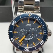 Oris Tubbataha Limited Edition Titanium Blue United States of America, Connecticut, Higganum