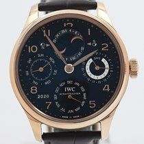IWC Portuguese Perpetual Calendar IW503202 Very good Rose gold Automatic South Africa, Johannesburg