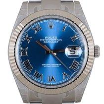 Rolex Datejust 126334-0026 Ungetragen Gold/Stahl 41mm Automatik
