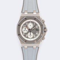 Audemars Piguet 26470IO.OO.A006CA.01 Titane 2020 Royal Oak Offshore Chronograph 42mm occasion