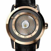 Christophe Claret new Automatic 44mm Rose gold