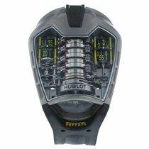 Hublot MP-05 LaFerrari Titanium Transparent