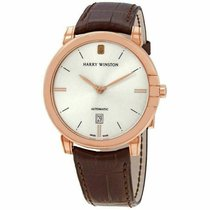 Harry Winston Rose gold 42mm Automatic MIDAHD42RR001 new United States of America, Florida, Sarasota