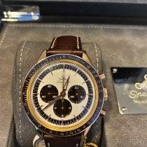 Omega 311.63.40.30.02.001 Růžové zlato 2016 Speedmaster Professional Moonwatch 39.7mm použité