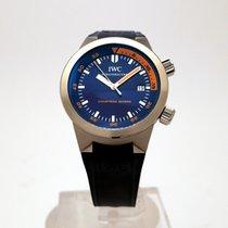 IWC Aquatimer Automatic Acier 42mm Bleu France, Paris