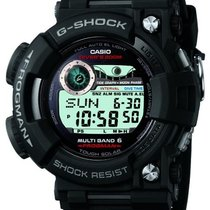 Casio Steel Black Arabic numerals 52mm new G-Shock