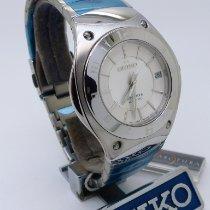 세이코 스틸 40mm 쿼츠 SKA105P1 신규