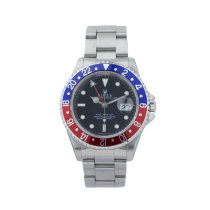 Rolex 16700 Steel 1997 GMT-Master 40mm pre-owned United States of America, Georgia, ATLANTA