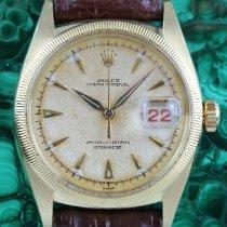 Rolex Datejust 6305 Sehr gut Gelbgold 36mm Automatik Deutschland, München